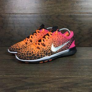 Nike Free 5.0 TR Fit PRT Running Shoe